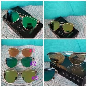 BRAND NEW 2019 CAT EYE WOMAN SUNGLASSES
